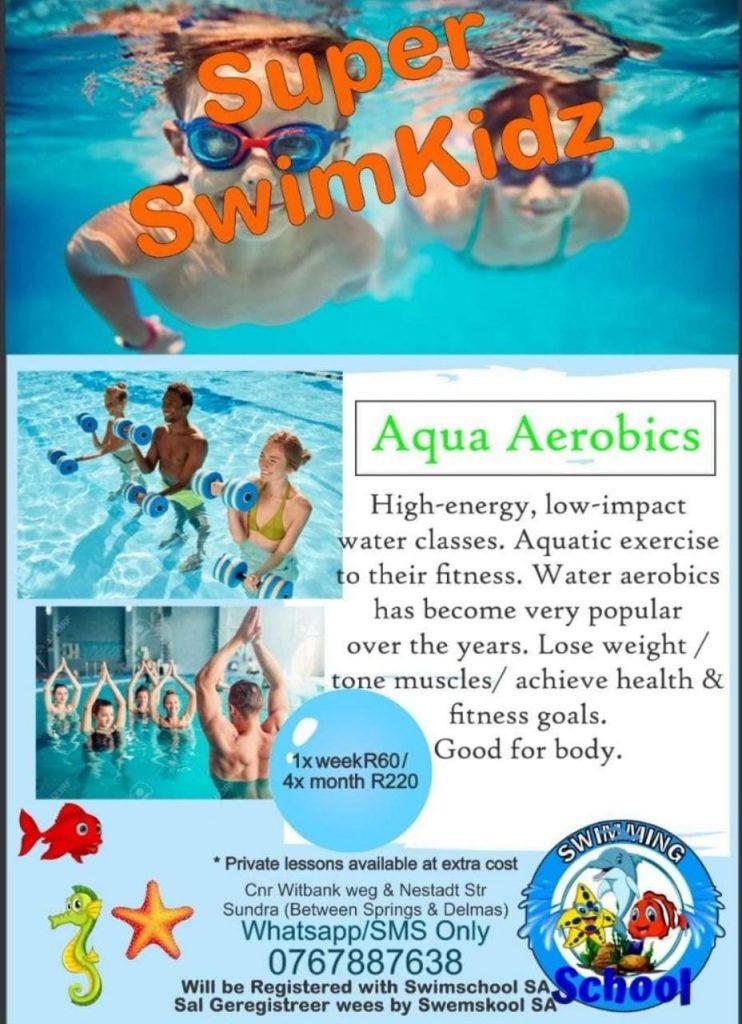 Funtazia-swim-aerobic-lessons